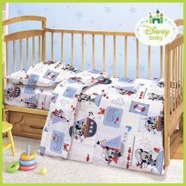 Disney Комплект постельного белья Микки Маус и друзья