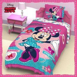 Disney Комплект детского постельного белья Минни Маус 1,5 спальное