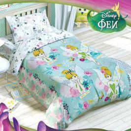 Disney Комплект детского постельного белья Феи Динь-Динь 3 предмета