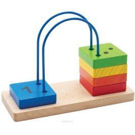Мир деревянных игрушек Счеты перекидные малые