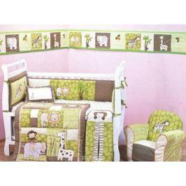 Arya Набор для детской кровати Forest
