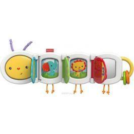 Fisher-Price Развивающая игрушка Гусеничка с сюрпризом