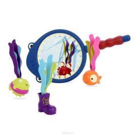 B.Summer Набор игрушек для ванной Акула