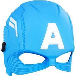 Avengers Маска Captain America цвет голубой