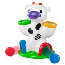 Bright Starts Развивающая игрушка Веселая корова