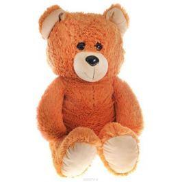 СмолТойс Мягкая игрушка Медведь 65 см цвет оранжевый