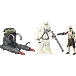 Star Wars Набор фигурок Moroff & Scarif Stormtrooper Squad Leader