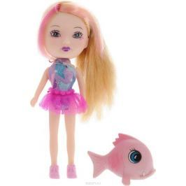Veld-Co Мини-кукла Mona с рыбкой
