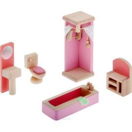 Sima-land Мебель для кукол Ванная комната 5 предметов