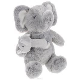 Gund Мягкая игрушка Oh So Soft Elephant & Rattle Combo 28 см