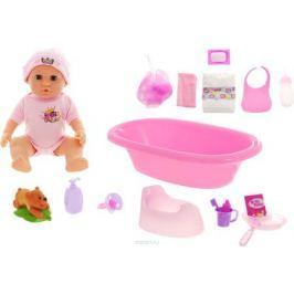 Veld-Co Пупс Baby Toby цвет розовый