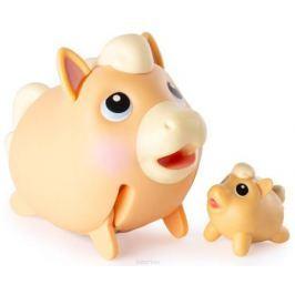 Chubby Puppies Набор фигурок Лошадь Паломино
