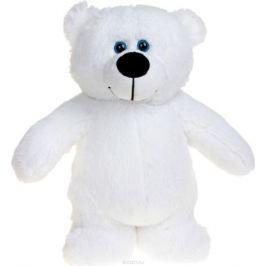 Sima-land Мягкая игрушка Мишка Гарри цвет белый 37 см