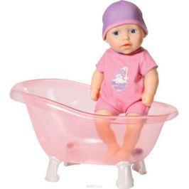 Baby Annabell Игровой набор с куклой My First В ванной