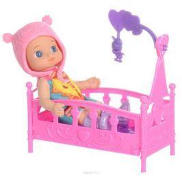 Карапуз Мини-кукла Hello Kitty цвет шапки розовый