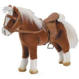 Gotz Транспорт для кукол Лошадь с седлом и уздечкой цвет коричневый