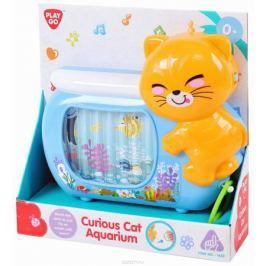 Playgo Развивающая игрушка Аквариум с кошкой