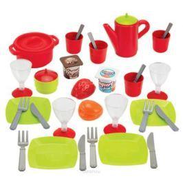 Ecoiffier Набор игрушечной посуды 36 предметов