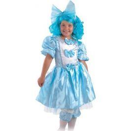 Карнавалия Карнавальный костюм для девочки Мальвина размер 122