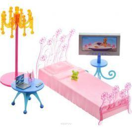 1TOY Мебель для кукол Спальня