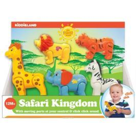 Kiddieland Развивающая игрушка Мир сафари