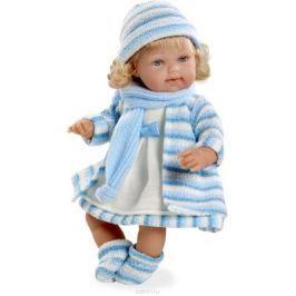 Arias Пупс озвученный Elegance цвет одежды голубой Т59785