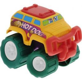 Keenway Машинка-игрушка Mini Monster Wheel цвет желтый