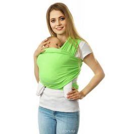 Mum's Era Слинг-шарф трикотажный Гренни цвет салатовый