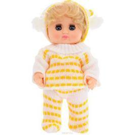 Весна Кукла Любочка цвет белый желтый