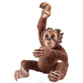Schleich Фигурка Орангутан детеныш