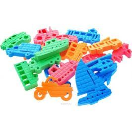 Pic'nMix Набор игрушек для ванной Транспорт цвет оранжевый cиний зеленый