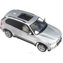 Rastar Радиоуправляемая модель BMW X5 цвет серебристый масштаб 1:14