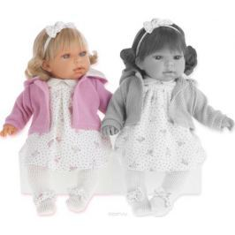 Juan Antonio Кукла озвученная Лорена цвет одежды розовый