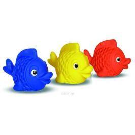 Весна Набор игрушек для ванной Рыбки 3 шт