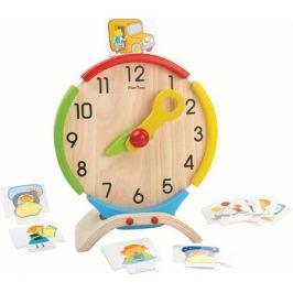 Plan Toys Развивающая игрушка Часы