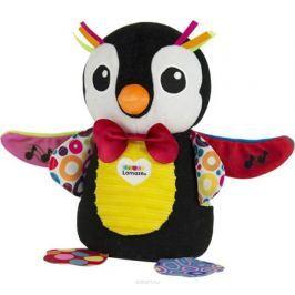 Lamaze Развивающая игрушка Пингвин Оскар