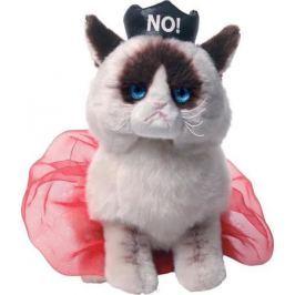 Gund Мягкая игрушка Queen Grumpy Cat 23 см