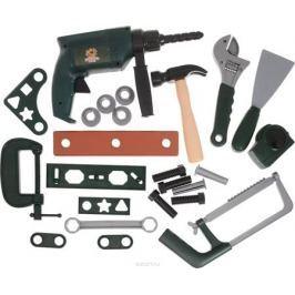 ABtoys Игровой набор Инструменты в чемодане 22 предмета