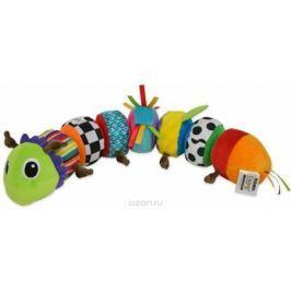 Lamaze Развивающая игрушка Гусеница Меняй и собирай