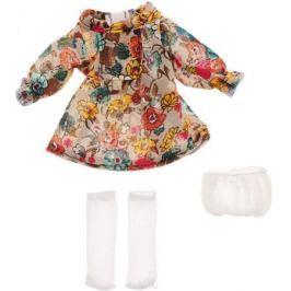 Vestida de Azul Комплект одежды для куклы Карлотты Весна Гламур