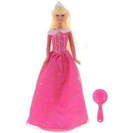 Defa Кукла Lucy Princess цвет платья розовый