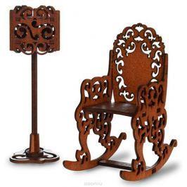 ЯиГрушка Мебель для кукол Кресло и торшер
