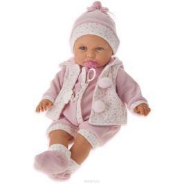 Juan Antonio Пупс Бенита цвет одежды розовый