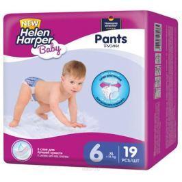Helen Harper Подгузники-трусики Baby XL 16 кг 19 шт