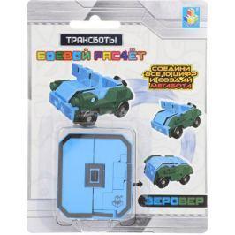 1TOY Фигурка Трансбот Робот 0