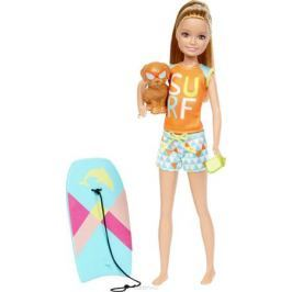 Barbie Морские приключения Игровой набор с куклой Stacie