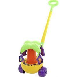 Полесье Игрушка-каталка с ручкой Пальма
