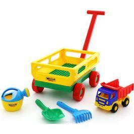 Полесье Набор игрушек для песочницы №494
