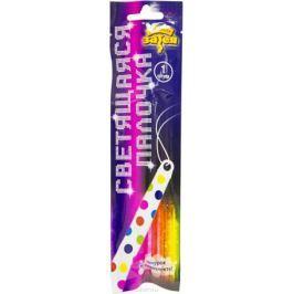 Веселая затея Светящаяся палочка Горошек 15 см