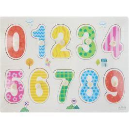 Фабрика Фантазий Пазл для малышей Цифры от 0 до 9